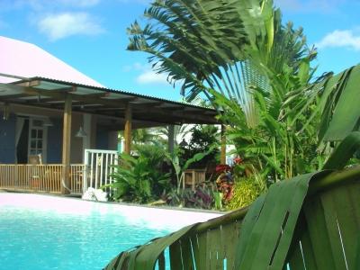 maison location de vacances Guadeloupe
